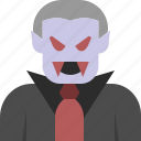 avatar, dracula, halloween, horror, vampire icon