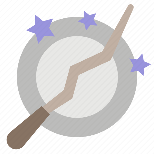 halloween, magic, wand, witch, wizard icon
