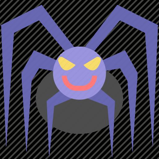 animal, halloween, horror, scary, spider icon