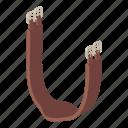 animal, champion, girth, horse, isometric, logo, object
