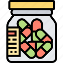 pills, bottle, drugs, medication, pharmacy
