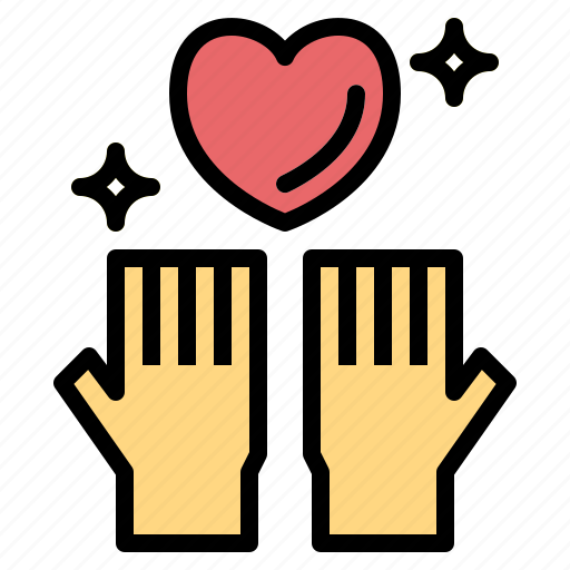 Care, charity, donate, heart icon - Download on Iconfinder