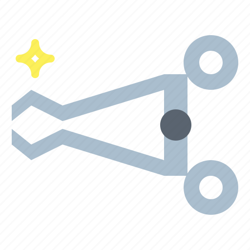 assistance, forceps, medical, tools icon