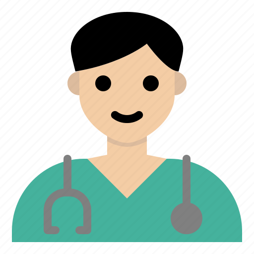 doctor, hospital, medical, physician, stethoscope, surgeon icon