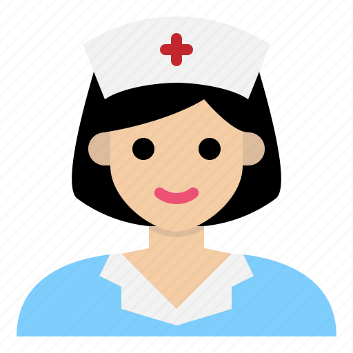 assistant, care, female, hospital, medical, nurse, woman icon