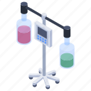 blood transfusion, drip, infusion, intravenous medicine, iv, vaccination icon