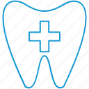 dentist, health, hospital, icon, medical, tooth icon