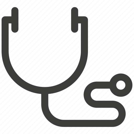 care, diagnosis, doctor, hospital, medical, stethoscope, therapist icon