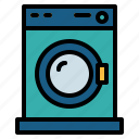 laundry, machine, wash, washing icon