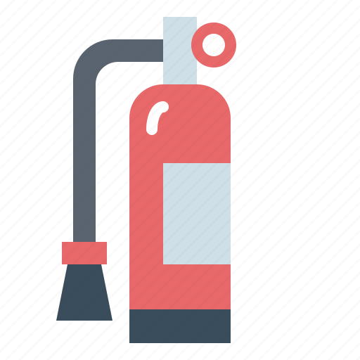 extinguisher, fire, firefighting, safety, security icon
