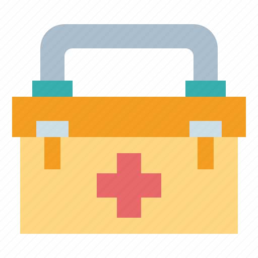 aid, first, kit, medical, medicine icon