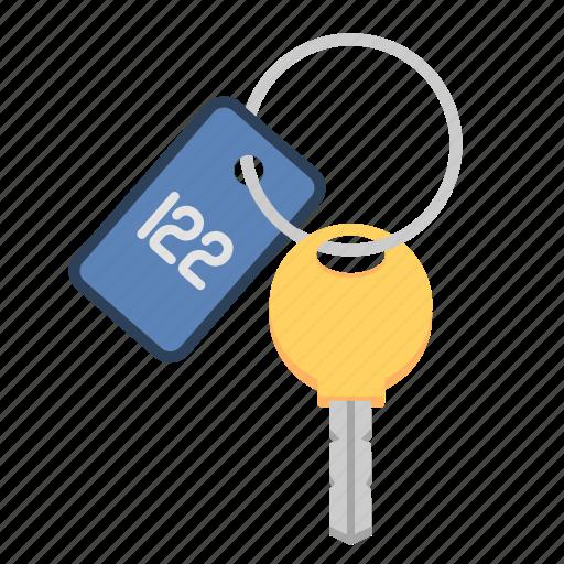 hotel key, key, room key, travel, travel key icon