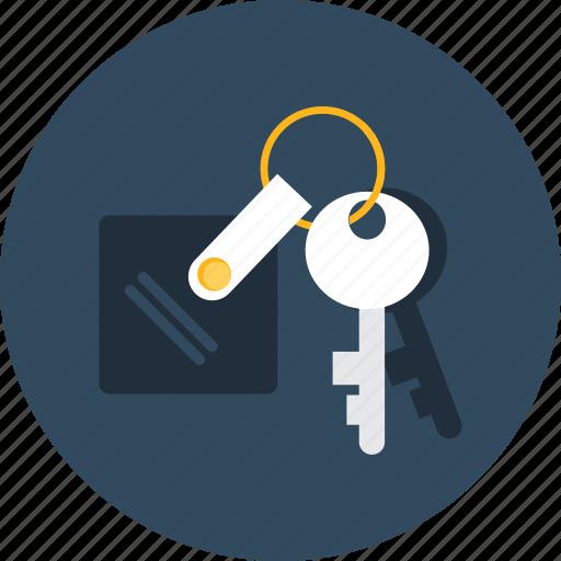 access, hostel, hotel, key, keys, room, security icon