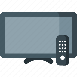 display, lcd, monitor, movie, screen, television, tv icon