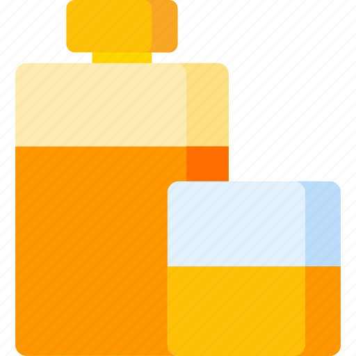 alcohol, beverage, bottle, drink, glass, whisky, wine icon