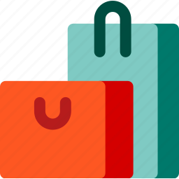 bag, buy, cart, delivery, online, shipping, shopping icon
