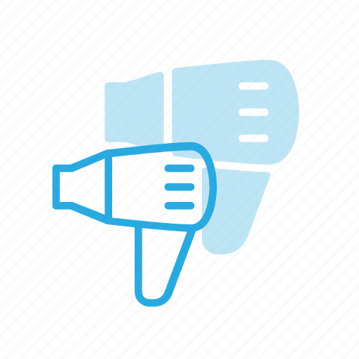 dresser, drier, electric, hair, tool icon