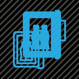 bar, drinks, fridge, mini, minibar icon