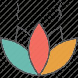 asian, flower, garden, gardering, nature, oriental, petals icon