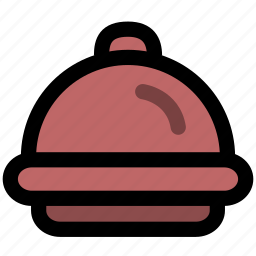 foods, hotel, restaurant, service, services icon