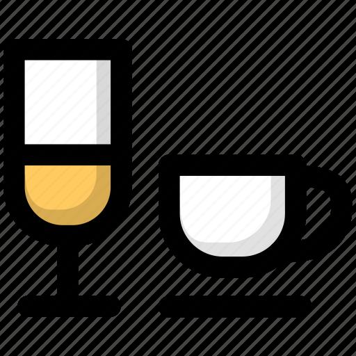alcohol, bar, coffee, drink, restaurant icon
