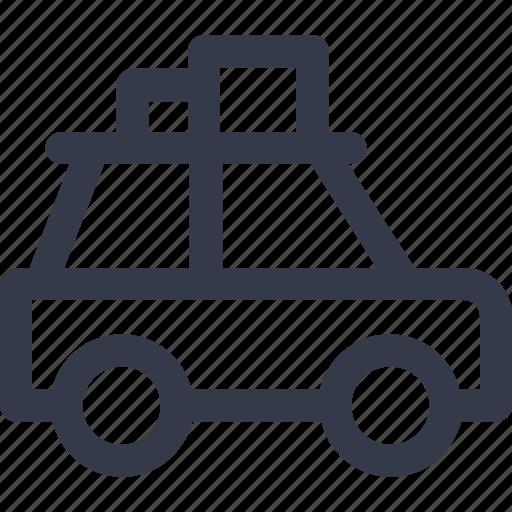 car, femily, holiday, road trip, travel, vacation icon icon