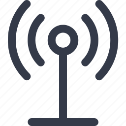 signal, tower icon icon