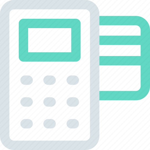 atm card, atm hardware, atm machine, device, hardware, swipe card, swipe machine icon icon