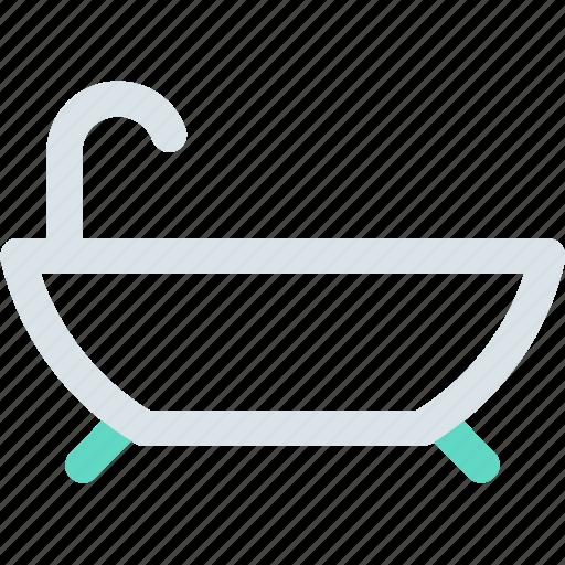 bath, bathtub, shower icon icon
