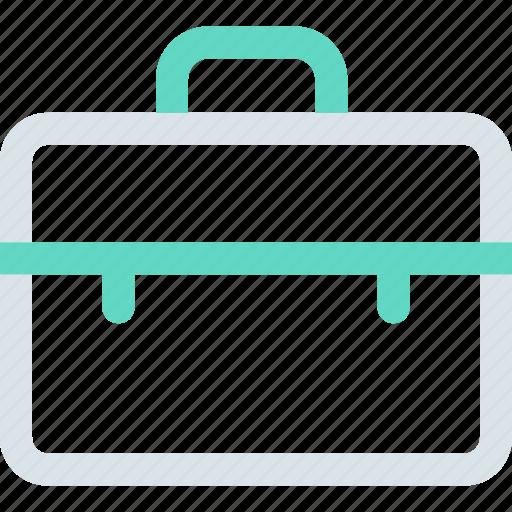 bag, case, hotel, protection, siutecase icon icon