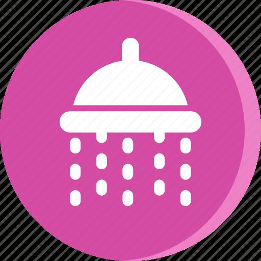 acomodation, bath, bathroom, hotel, room, shower, vacation icon