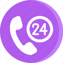 acomodation, call, hotel, room, service, support, vacation icon