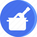 acomodation, drink, hotel, room, service, trip, vacation icon