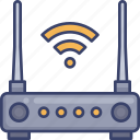 connection, device, electronic, internet, modem, wifi, wireless