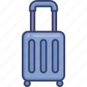 baggage, bags, holiday, luggage, suitcase, travel
