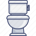bathroom, facilities, restroom, toilet, utilities icon