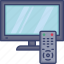 appliance, control, remote, screen, television, tv