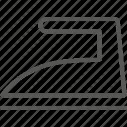 iron, ironing icon