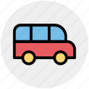 bus, car, hotel bus, road bus, transportation icon
