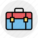 bag, briefcase, luggage, portfolio bag, satchel, trip bag icon