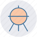 barbecue, bbq, bbq grill, bbq tray, chef grill, cooking icon