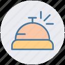 chef platter, covered food, food cloche, food platter, platter, serving platter icon