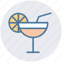 alcohol, appetizer drink, drink, glass, juice, wine glass icon