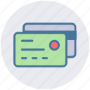 atm card, credit card, debit card, money, online payment, smart card icon