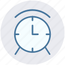 alarm, clock, optimization, time icon