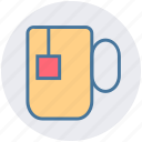 coffee, coffee mug, drink, mug, tea, tea mug icon