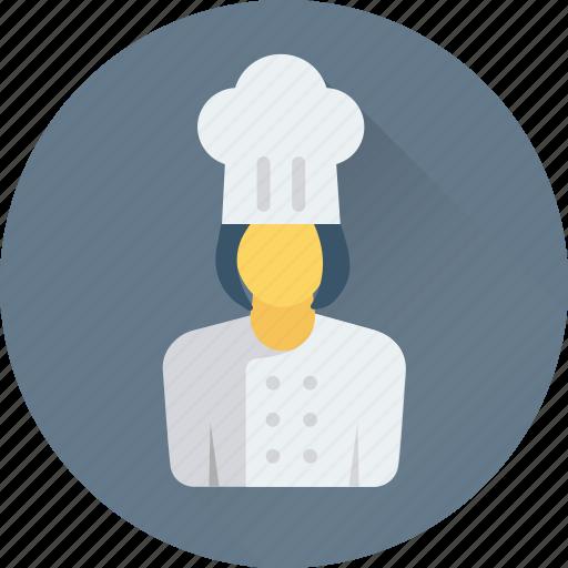 chef, cook, cook head, cuisine, restaurant icon