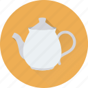 tea pot, tea, tea set, tea kettle, utensil icon