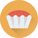 food, muffin, cupcake, pie, sweet icon