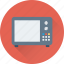 electronics, appliance, microwave, oven, kitchen icon